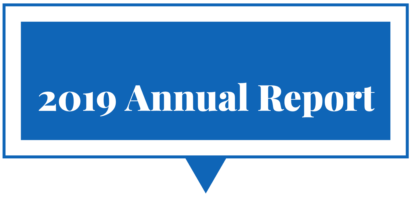 Header for Annual Report page