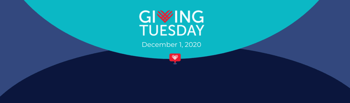 GivingTuesday Website banner