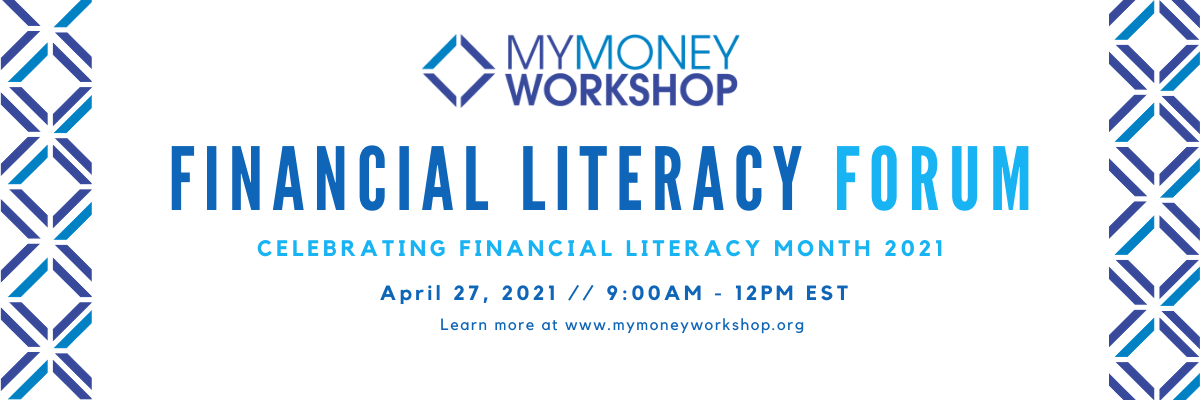 Financial Literacy Forum web header