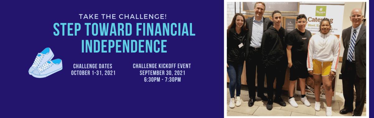 STEP TOWARD FINANCIAL INDEPENDENCE